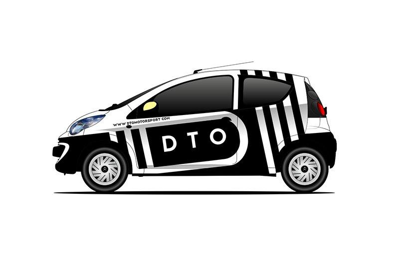 CITROEN C1 RACE CAR