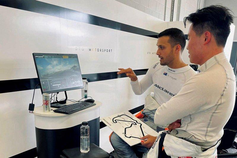 DTO technicians track analysis
